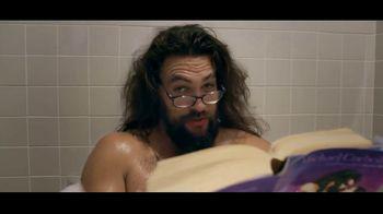 Rocket Mortgage Super Bowl 2020 Teaser TV Spot, 'Bath Time' Featuring Jason Momoa - Thumbnail 6