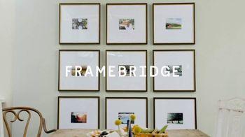Framebridge TV Spot, 'Custom Framing Made Easier' - Thumbnail 9