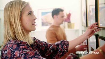 Framebridge TV Spot, 'Custom Framing Made Easier' - Thumbnail 8