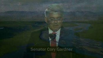 Alaska Wilderness League Action TV Spot, 'Senator Gardner Message'
