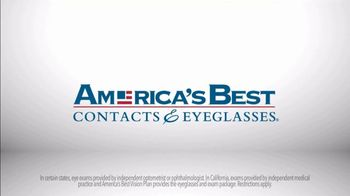 America's Best Contacts and Eyeglasses TV Spot, 'Wedding' - Thumbnail 10