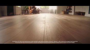 Lumber Liquidators TV Spot, 'Bellawood: Special Financing' - Thumbnail 3