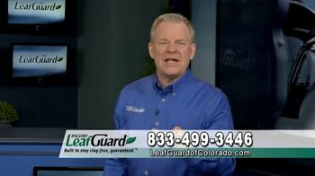 LeafGuard of Colorado TV Spot, \'Ladder-Related Injuries: 99 Cent Installation\'