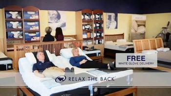 Relax the Back Presidents Day Event TV Spot, 'Total Body Wellness' - Thumbnail 6
