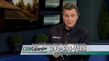 LeafGuard of DC 99 Cent Install Sale TV Spot, 'Final Week: Bonus With Purchase'