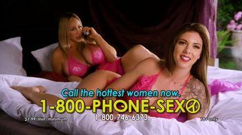 1-800-PHONE-SEXY TV Spot, 'Big Bed' - Thumbnail 4