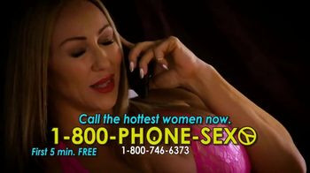 1-800-PHONE-SEXY TV Spot, 'Big Bed' - Thumbnail 5