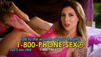1-800-PHONE-SEXY TV Spot, 'Big Bed' - Thumbnail 6