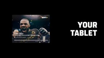 ESPN+ UFC 247 TV Spot, 'Two Championship Fights: Jones vs. Reyes' Song by JF - Thumbnail 8