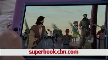 CBN Superbook TV Spot, 'Inside Every Child' - Thumbnail 9