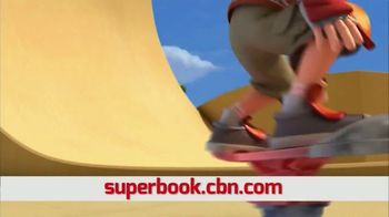 CBN Superbook TV Spot, 'Inside Every Child' - Thumbnail 7