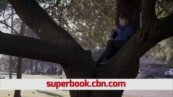 CBN Superbook TV Spot, 'Inside Every Child' - Thumbnail 8
