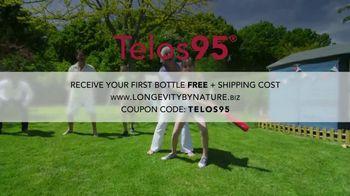 Telos95 TV Spot, 'Reverse Cellular Aging' - Thumbnail 8