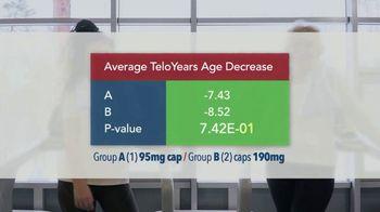 Telos95 TV Spot, 'Reverse Cellular Aging' - Thumbnail 4