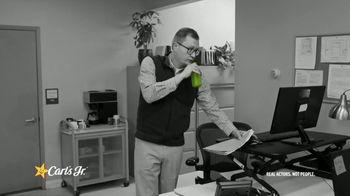 Carl's Jr. Beyond Breakfast Sandwiches TV Spot, 'Tired of Drinking Plants' - Thumbnail 1