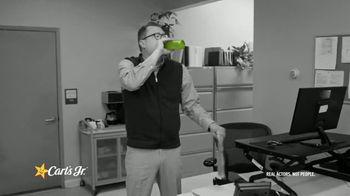 Carl's Jr. Beyond Breakfast Sandwiches TV Spot, 'Tired of Drinking Plants' - Thumbnail 2