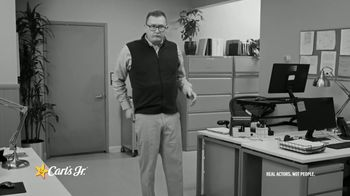 Carl's Jr. Beyond Breakfast Sandwiches TV Spot, 'Tired of Drinking Plants' - Thumbnail 6