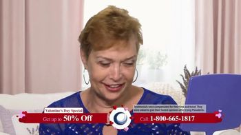 Plexaderm Skincare Valentine's Day Special TV Spot, 'Face Lift in a Jar: 50 Percent Off' - Thumbnail 1