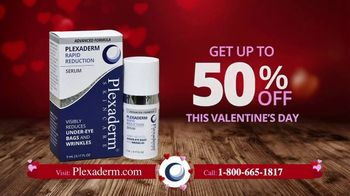 Plexaderm Skincare Valentine's Day Special TV Spot, 'Face Lift in a Jar: 50 Percent Off' - Thumbnail 3