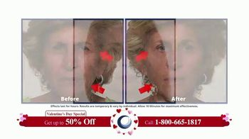 Plexaderm Skincare Valentine's Day Special TV Spot, 'Face Lift in a Jar: 50 Percent Off' - Thumbnail 4
