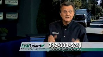 LeafGuard of Chicago 99 Cent Install Sale TV Spot, 'Soaked Roof Decking' - Thumbnail 9