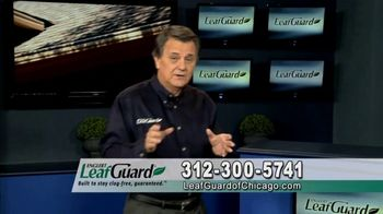 LeafGuard of Chicago 99 Cent Install Sale TV Spot, 'Soaked Roof Decking' - Thumbnail 2