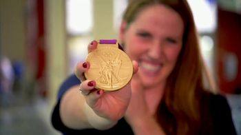 USA Swimming Foundation TV Spot, 'Becoming a Champion' Featuring Missy Franklin - Thumbnail 1