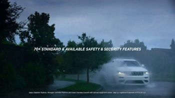 Jeep 2020 Auto Show Event TV Spot, 'Roads Are Bad out There: Rain' Song by Sam Tinnesz  [T2] - Thumbnail 4