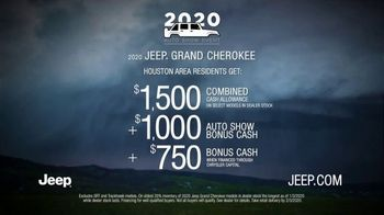 Jeep 2020 Auto Show Event TV Spot, 'Roads Are Bad out There: Rain' Song by Sam Tinnesz  [T2] - Thumbnail 5