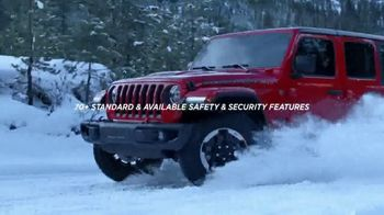 Jeep Owner Appreciation Month TV Spot, 'Bad Roads' Song by Sam Tinnesz [T2] - Thumbnail 4