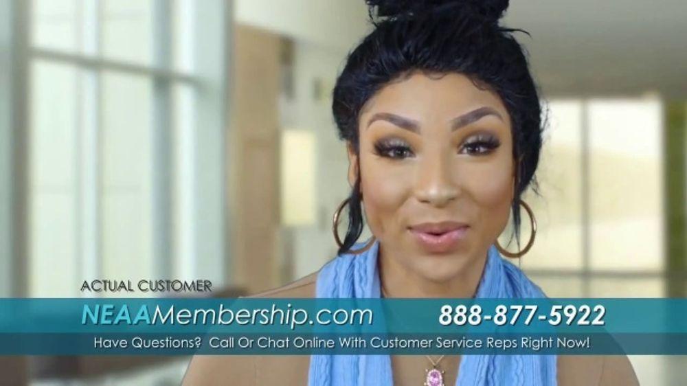 NEAA TV Commercial, 'Testimonials'