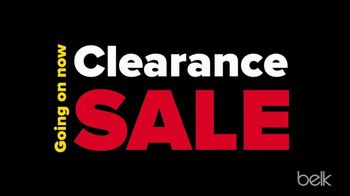 Belk Clearance Sale TV Spot, 'Kick Off 2020: Up to 80 Percent Off'
