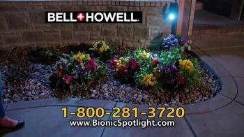 Bionic Spotlight TV Spot, 'Outdoor Lighting' - Thumbnail 10
