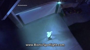 Bell + Howell Bionic Spotlight TV Spot, 'Outdoor Lighting'