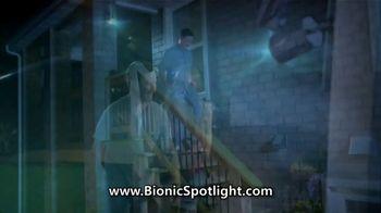 Bionic Spotlight TV Spot, 'Outdoor Lighting' - Thumbnail 6