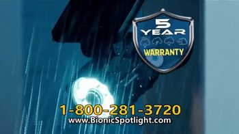 Bionic Spotlight TV Spot, 'Outdoor Lighting' - Thumbnail 8