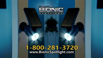 Bell Howell Bionic Spotlight Tv Commercial Outdoor