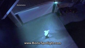 Bionic Spotlight TV Spot, 'Outdoor Lighting'