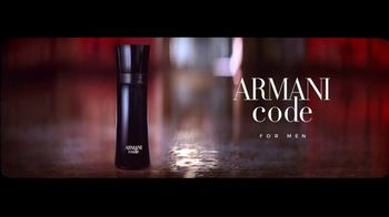Giorgio Armani Code TV Spot, 'Darkroom' Featuring Ryan Reynolds, Song by The Dead Weather - Thumbnail 9