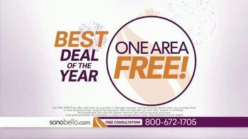 Sono Bello TV Spot, 'Four New Bikinis: One Area Free' Featuring Andrew Ordon - Thumbnail 9