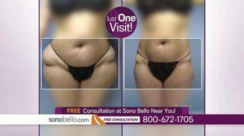 Sono Bello TV Spot, 'Four New Bikinis: One Area Free' Featuring Andrew Ordon - Thumbnail 3