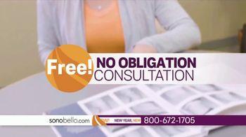 Sono Bello TV Spot, 'Four New Bikinis: One Area Free' Featuring Andrew Ordon - Thumbnail 7