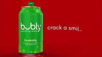 bubly TV Spot, 'Oh Hi, Happy Holidays' Song by Michael Bublé