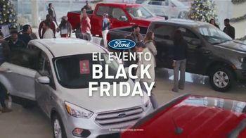 Ford El Evento Black Friday TV Spot, 'Las fiestas llegaron' [Spanish] [T2] - 280 commercial airings