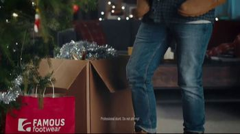 Famous Footwear TV Spot, 'Holiday: Never Ending Tree' - Thumbnail 2