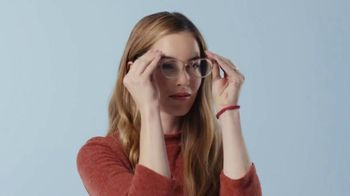 Warby Parker TV Spot, 'Quick Reminder: Vision and Health Benefits' - Thumbnail 9