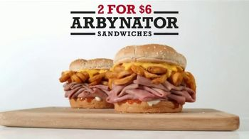Arby's Arbynator TV Spot, 'The Name' - Thumbnail 8