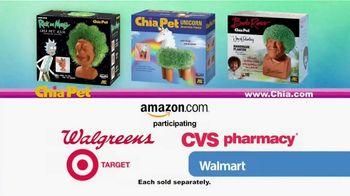 Chia Pet TV Spot, 'Rick and Morty, Unicorns and Bob Ross' - Thumbnail 8