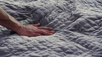Gravity Blanket TV Spot, 'Proven to Improve Sleep: Save 25 Percent' - Thumbnail 1