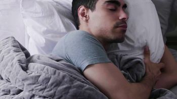 Gravity Blanket TV Spot, 'Proven to Improve Sleep: Save 25 Percent'